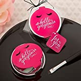 60 Hello Gorgeous Mirrors in Hot Pink