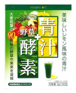 青汁+野草酵素 30包×36個 B012ESCJDQ 1ケース分 1ケース分 B012ESCJDQ, Felice 幸福屋:33968d60 --- ijpba.info