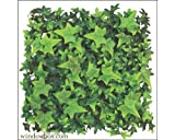 Artificial English Ivy Mat 12 Inch Square