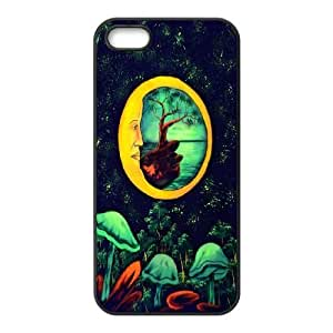 DIY Trippy Iphone 5,5S Cover Case, Trippy Personalized Phone Case for iPhone 5,iPhone 5s at Lzzcase