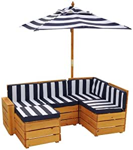 Kidkraft sectional outdoor furniture toys games for Sofas de exterior
