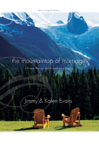 Mountaintop of Marriage: A Vision Retreat Guidebook by MarriageToday