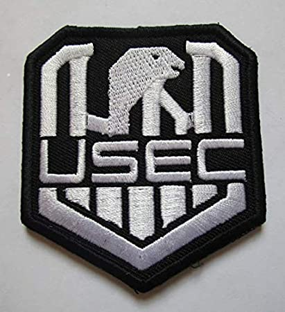 119187735e3b Escape from Tarkov USEC Military Patch Fabric Embroidered Badges Patch  Tactical Stickers for Clothes with Hook & Loop