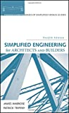 img - for Simplified Engineering for Architects and Builders (Parker/Ambrose Series of Simplified Design Guides) book / textbook / text book