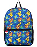Nintendo Pokémon All Over Print Backpack and Weekly Planner - Kids