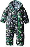 Columbia Baby Boys' Frosty Freeze Bunting, Green Mamba Critters, 18-24 Months