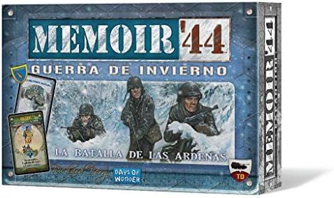 Days of Wonder Memoir 44: Guerra de Invierno - Expansión para ...