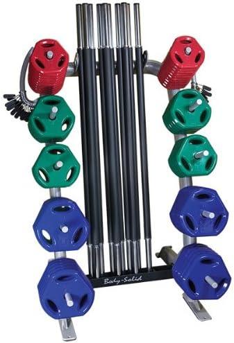 body-solid Cardioバーベルセット – 10パック
