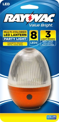 Rayovac VBPL Party Light Lantern