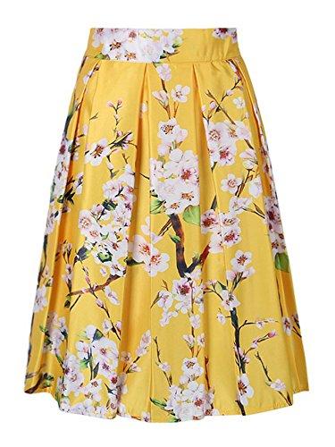 Sakura Jumper Skirt Dress - 1
