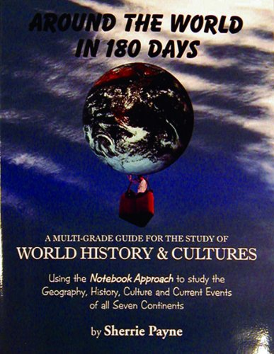 Around the World in 180 Days, 2nd Edition (This two volume set ...