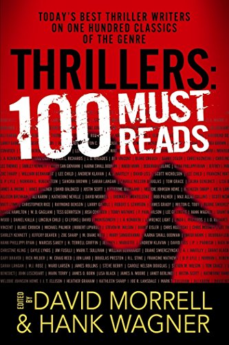 Thrillers 100 must reads 100 must reads kindle edition by david thrillers 100 must reads 100 must reads by morrell david fandeluxe Gallery