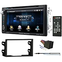 "98-02 Volkswagen Jetta In-Dash 6.5"" DVD/CD Player Receiver Monitor w/ Bluetooth"