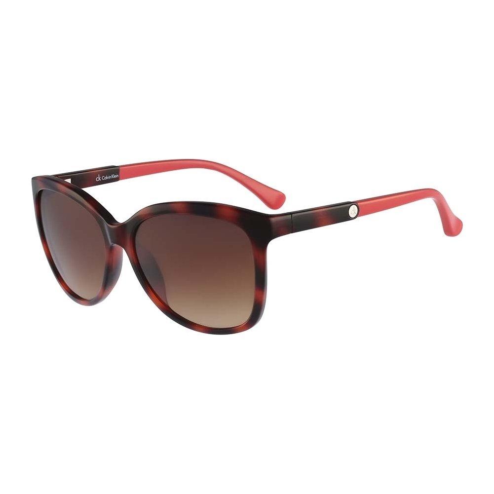 Amazon.com: Calvin Klein 3172s-005 Plaza anteojos De Sol De ...