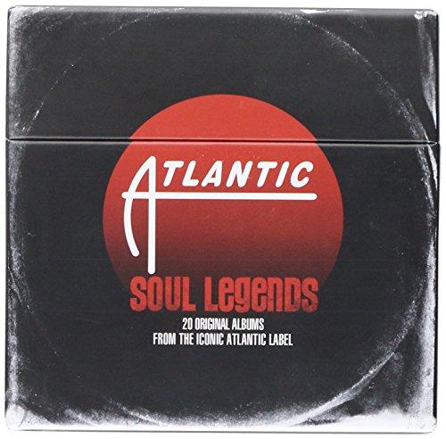 Atlantic Soul Legends: 20 Original Albums