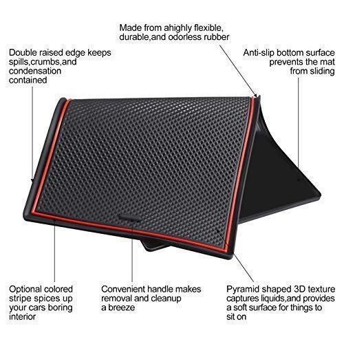 TOYOTA Genuine 71639-0E010-A0 Seat Cushion Hinge Cover