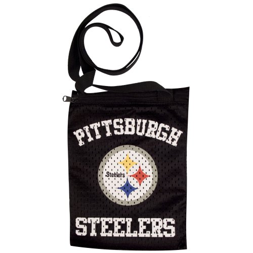Littlearth NFL Game Day Pouch Pittsburgh Steelers XSATtxJcc3