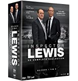 Inspector Lewis Complete Collection Season 1-9 (Region 2 Import)