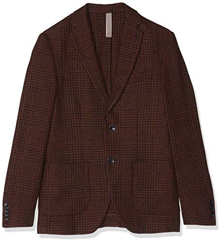 Para Brown And Jacket Chaqueta black Hombre Sisley 903 Multicolor 0ESgg