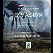 The Great Martian War: Invasion | Scott Washburn