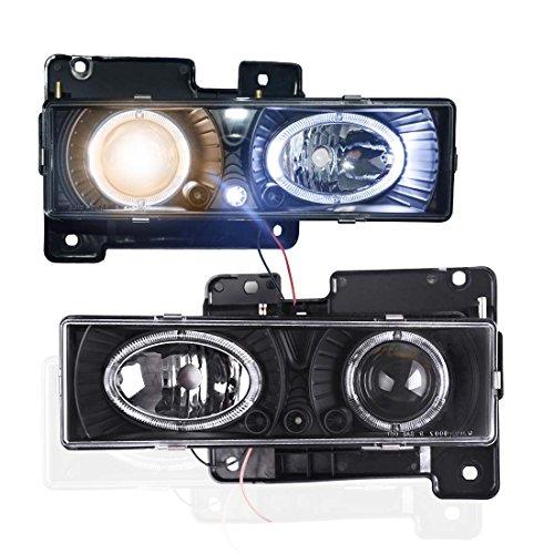 1998 c1500 projector headlight - 7