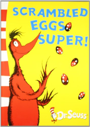 Book cover for Scrambled Eggs Super!