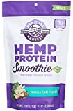 Manitoba Harvest Hemp Protein Smoothie Mix, Vanilla Chai, 11oz; with 15g of Protein per Serving, Non-GMO