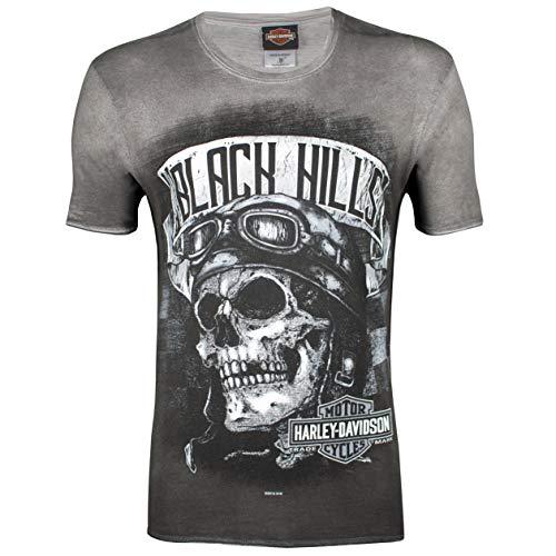 06afc267 Harley davidson skull tops t shirts der beste Preis Amazon in ...
