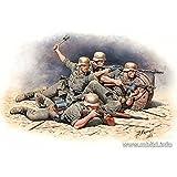 Masterbox 1/35 German Infantry Defense Eastern Front 1941-42 (5 Figures)