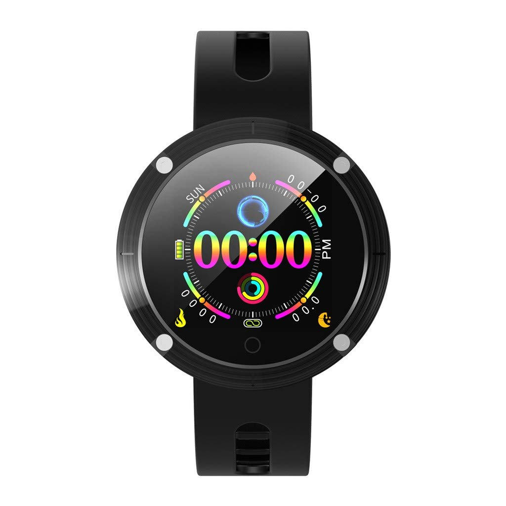 Amazon.com: WoCoo Fitness Tracker,Touch SmartWatch with ...