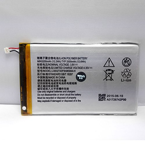 Generic Non-OEM LI3832T43P3H965844-H Replacement Battery ...