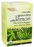 Uncle Lee'S Tea Tea Og2 Imp Lemon Chai 18 Bag