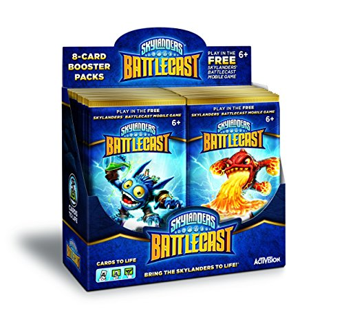 Skylanders Battlecast Booster Master Box (36 Booster Packs) - Android and iOS by Activision (Image #7)