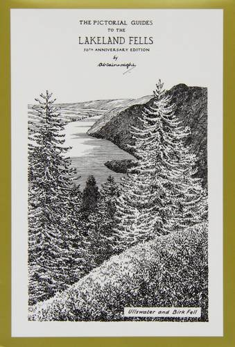 The Pictorial Guides to the Lakeland Fells 50th Anniversary by Alfred Wainwright - The Lakeland Mall