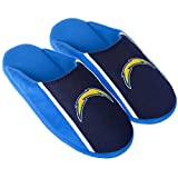 Forever Collectibles NFL San Diego Chargers Unisex 2016 jersey Slide Slipper Medium