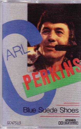 (Blue Suede Shoes ~ Carl Perkins (Audio Cassette))
