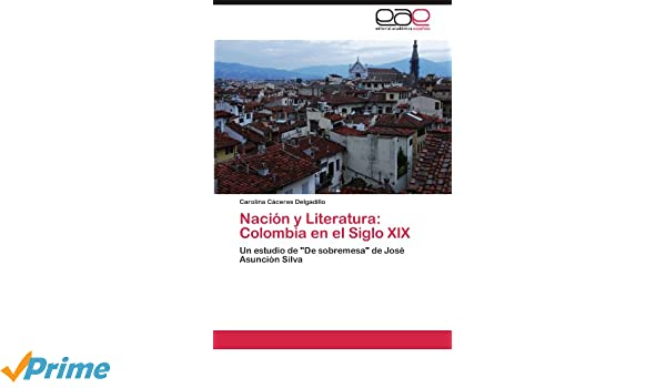 Amazon.com: Nación y Literatura: Colombia en el Siglo XIX: Un estudio de
