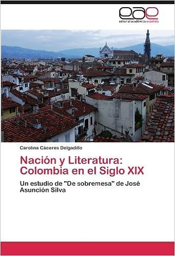 Nación y Literatura: Colombia en el Siglo XIX: Un estudio de