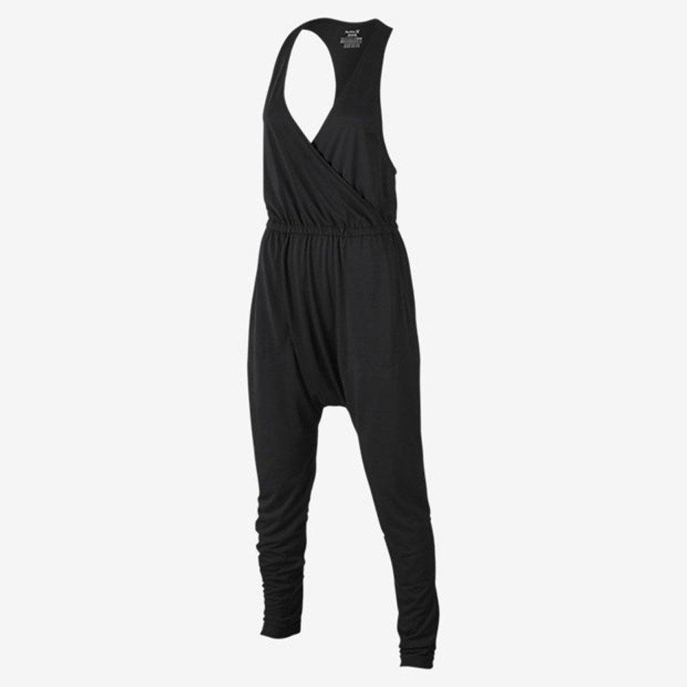 Hurley Women's Dri-Fit? Jumper Black Jumpsuit XL (US 14-16)