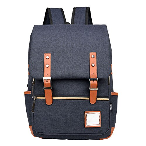 Air College Bag Darkblue Computer Student Shoulder HZfwqYHxa