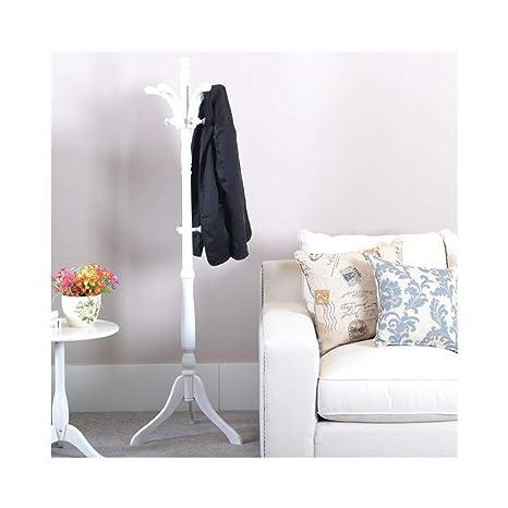 LXJYMX Perchero Vertical Suspensión Floor Hanger Bedroom ...