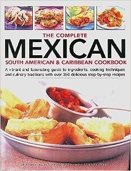 the complete caribbean cookbook