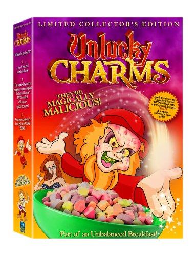 Unlucky Charms Collector's Edition - Juego de cajas de cereales