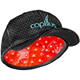 Capillus82 Laser Hair Growth Cap – Physician Recommended Hair Restoration Laser for Thinning Hair - FDA Cleared - Safe & Effective Treatment for Thicker Hair Regrowth & Fuller Hair - Mfg in USA