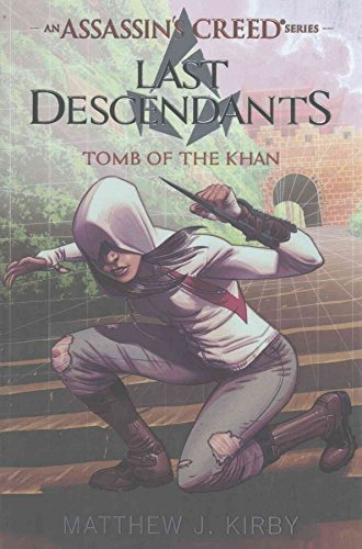 Price comparison product image Tomb of the Khan (Last Descendants: An Assassin's Creed Novel Series #2)