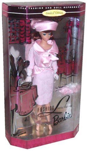 1966 Fashion Luncheon Barbie by mattel