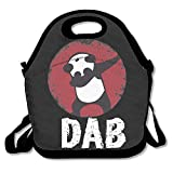 Panda Dab Dance Style Lunch Tote Bag