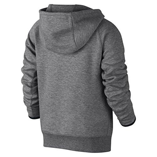 Nike Full 063 Enfant Sweat Tech Hoodie Cadet 678823 Fleece zip f6aq7f