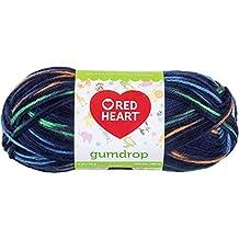 Red Heart Gumdrop Yarn-Marmalade