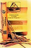 50 baguettes de bambou dites Tiges d'Achillée pour consulter le Yi King